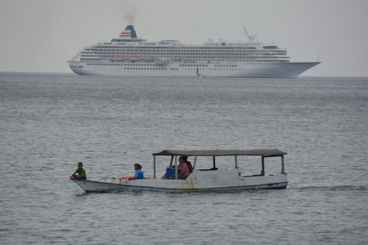 24 cruise ships slated to visit Lombok throughout 2017