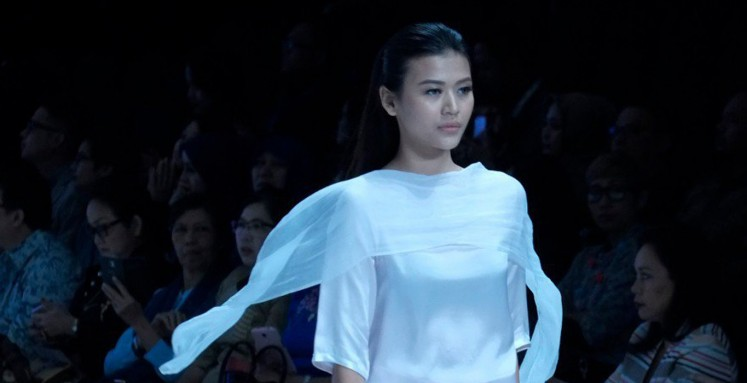 Indonesia Fashion Week highlights ethnic designs, local culture