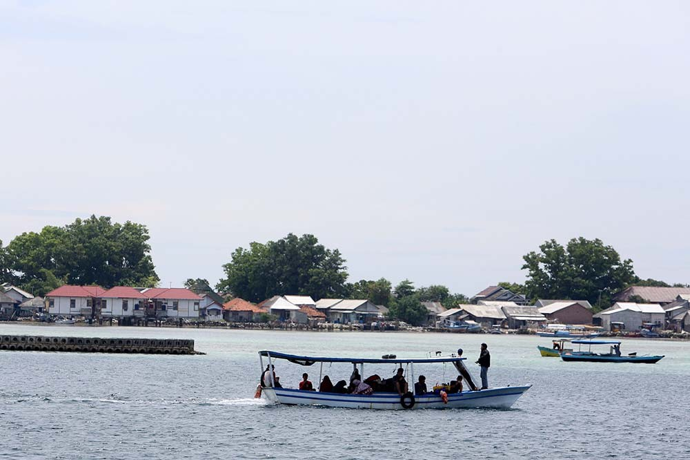 Thousand Islands regency proposes 12 new boats