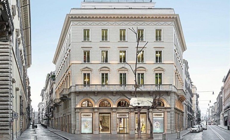 Fendi to unveil new art installation in Rome