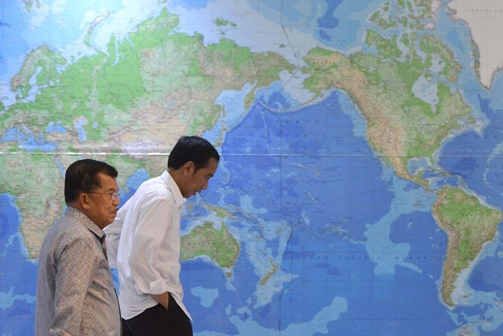 Jokowi to visit Australia to boost trade after spat