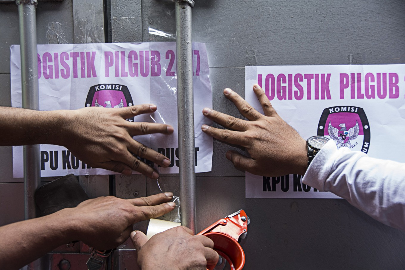 Some 15,000 lose voting rights in Jakarta election