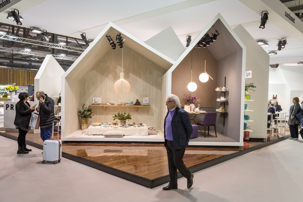 Indonesian designers showcase home dcor products in Frankfurt