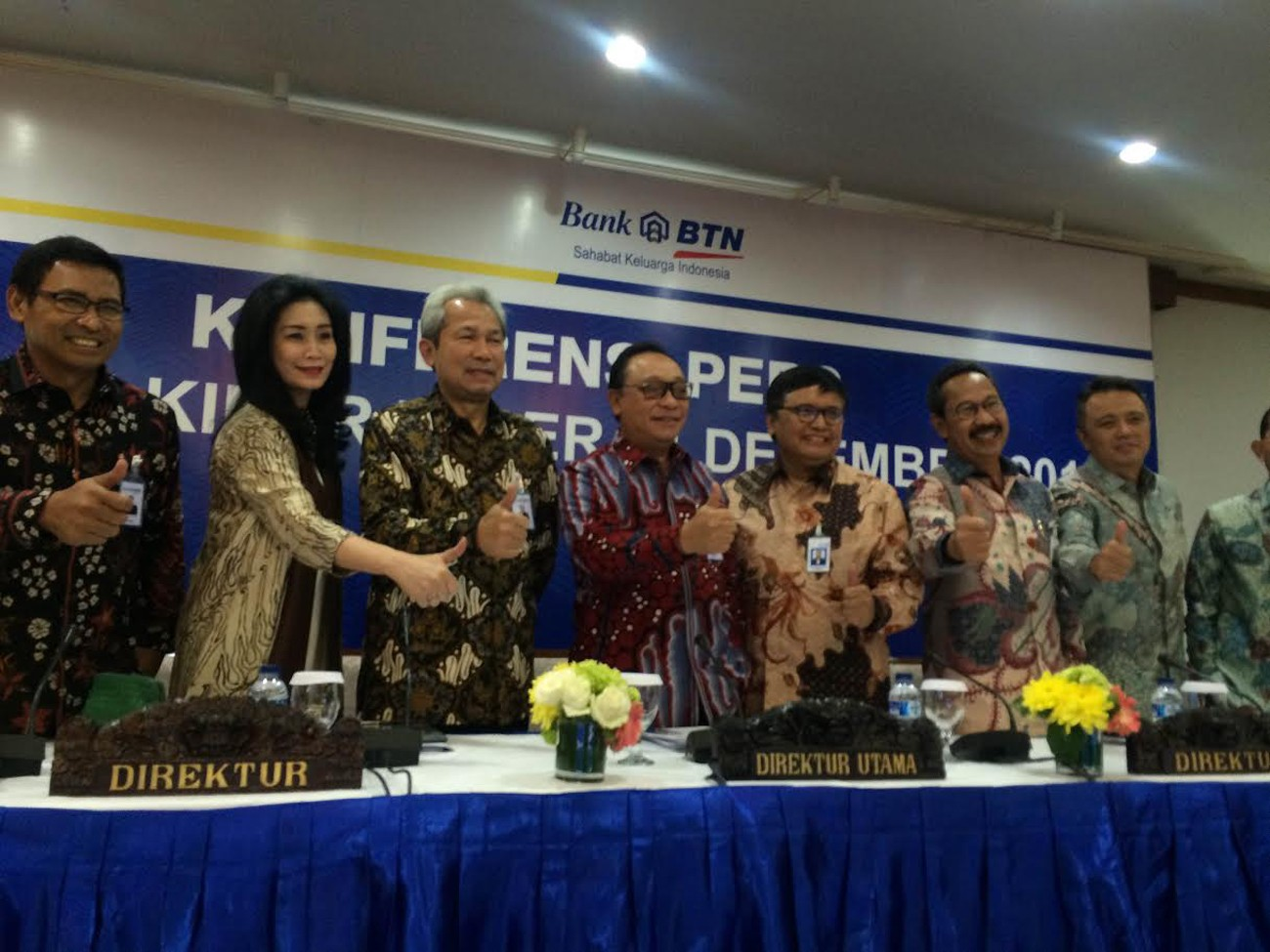 Business won't be affected by OJK's sanction: BTN