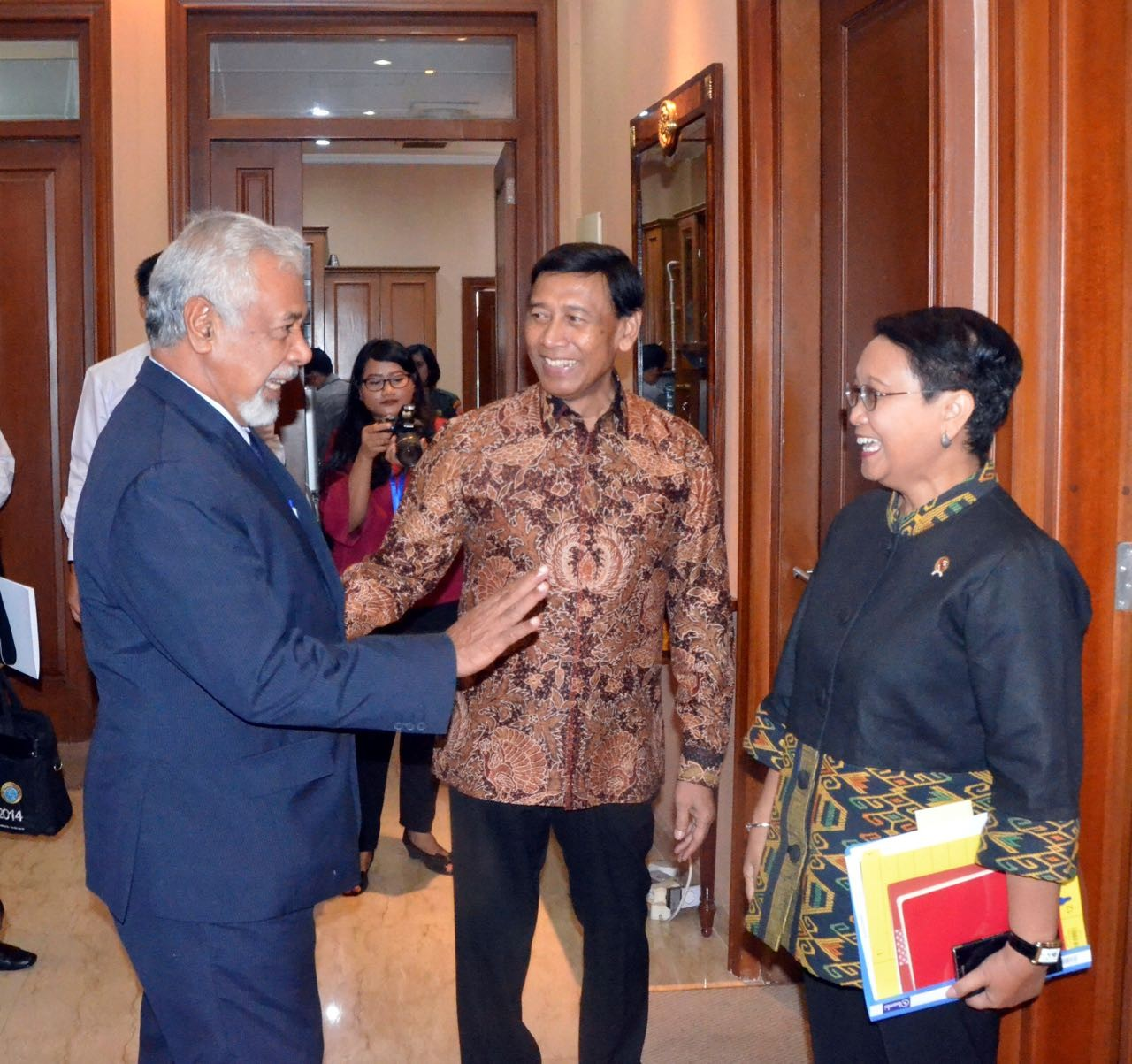 Jokowi's Australia visit back on track after tensions ease