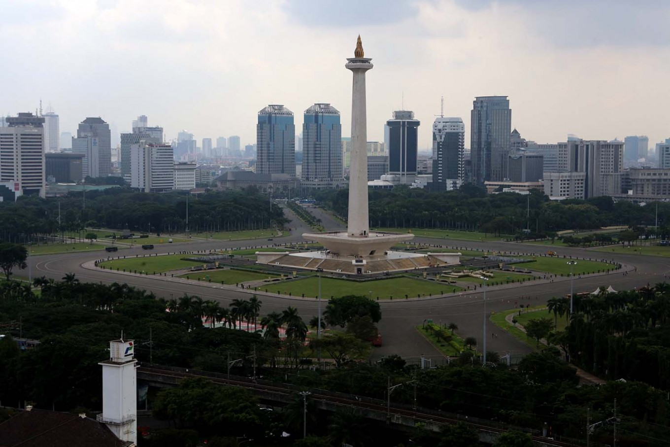 Indonesian future capital proposal is now under proper study