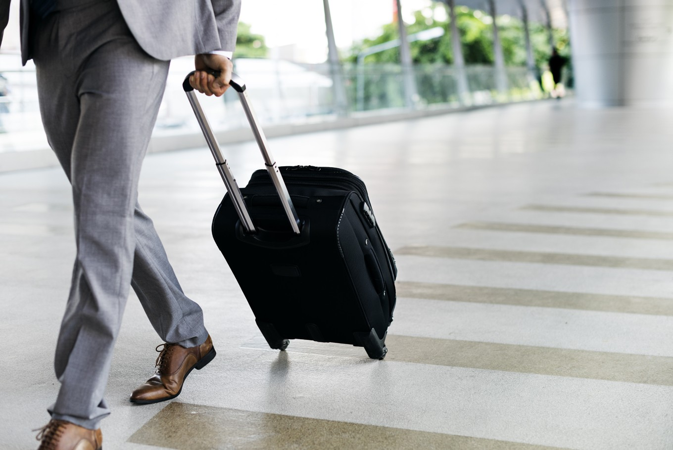 Six essential tips for frequent business travelers