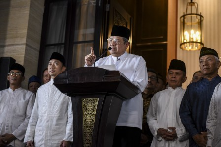 Prabowo-Agus or Anies-Agus? SBY may determine Jokowi's challenger