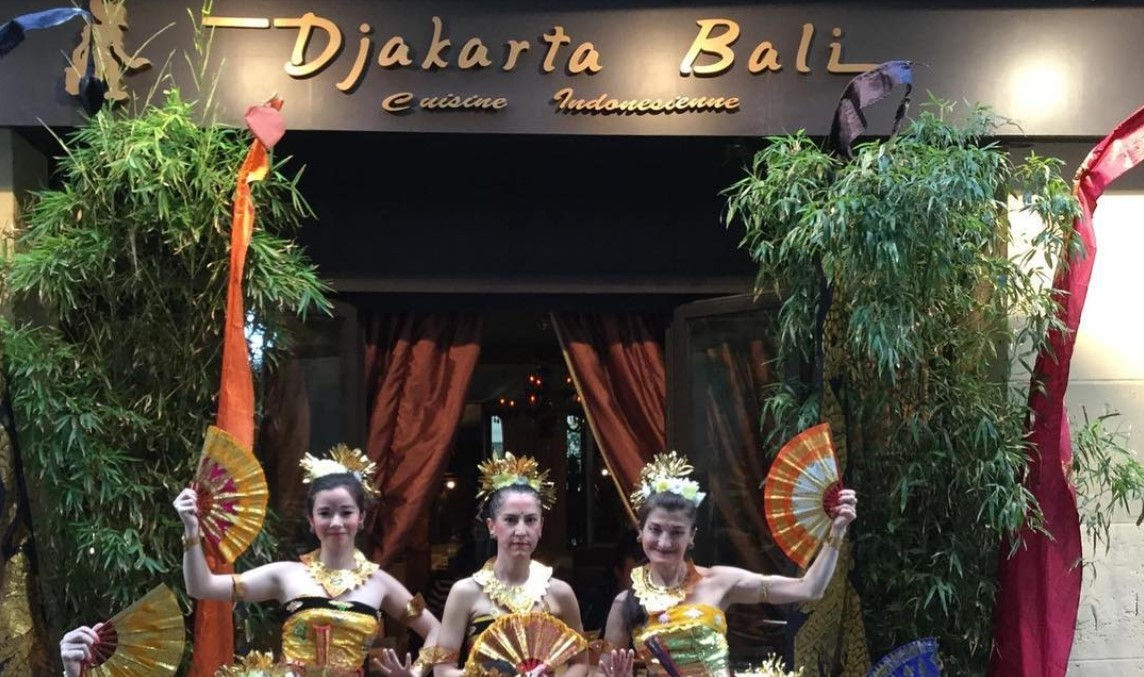 Djakarta Bali: A love story once unrequited