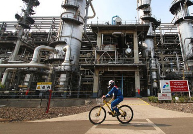 Bontang refinery eyes foreign buyers for its fuel products