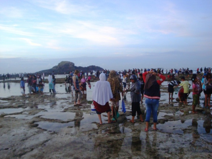Nyale sea worm festival becomes national icon