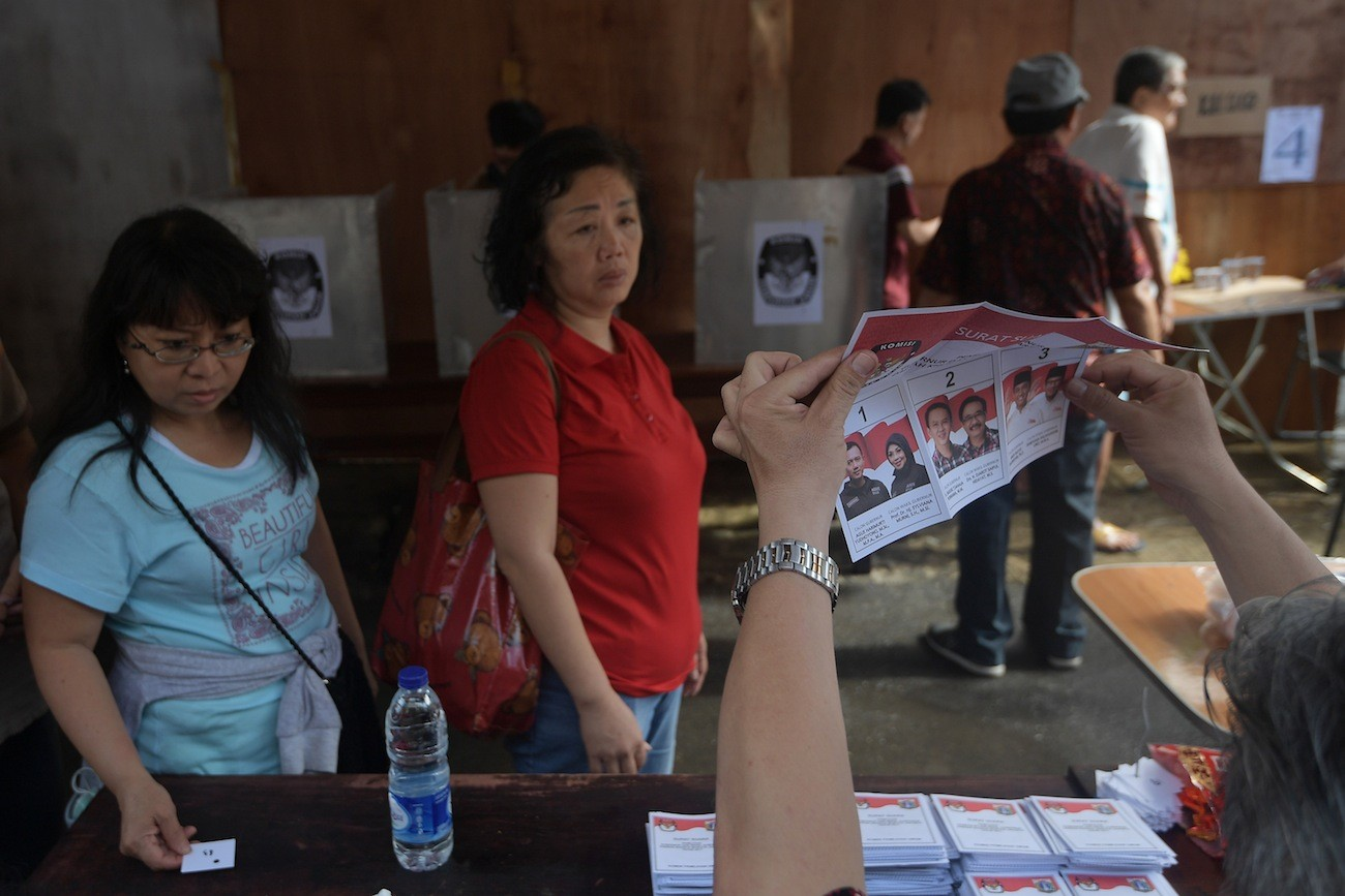 Rising participation among Chinese-Indonesians: What's next?