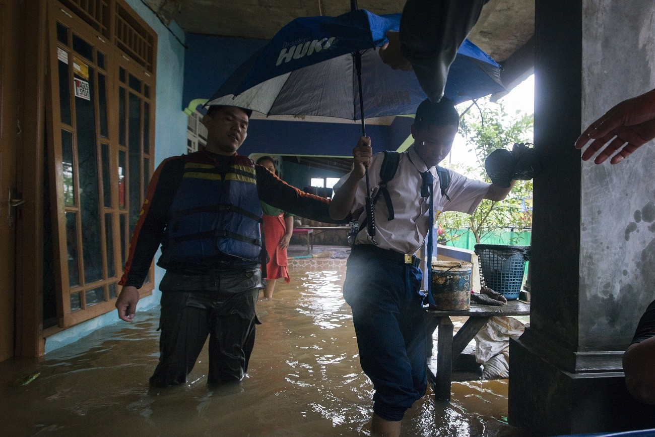BNPB advises Jakarta to brace for floods