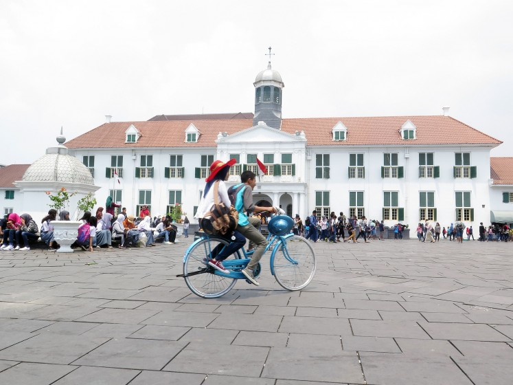 ASITA holds Fun Bike event in Kota Tua