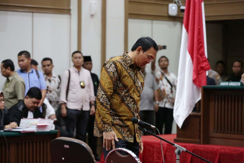 Religious expert says Ahok's remarks blasphemous