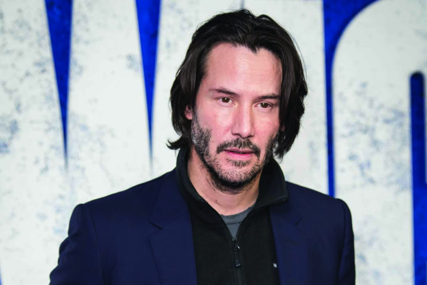 Keanu Reeves open to d...