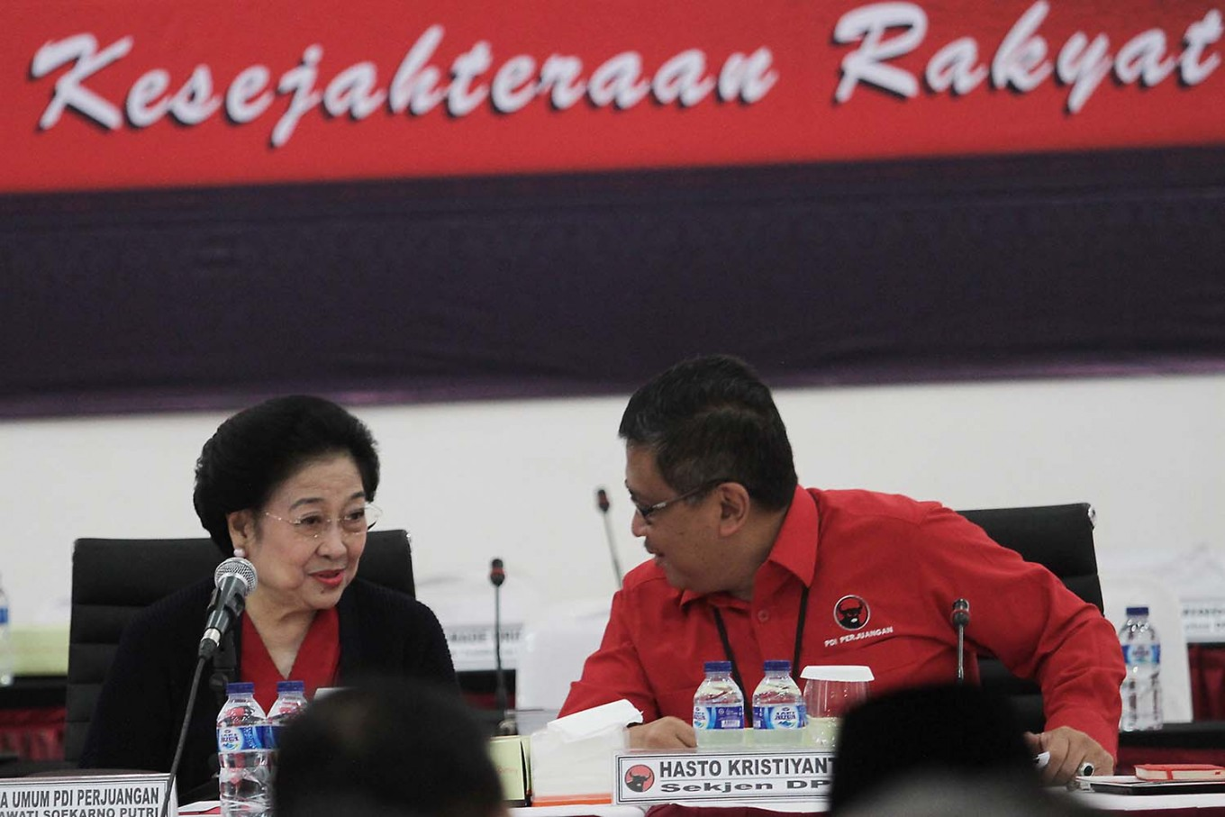 PDI-P accepts Azwar Anas' withdrawal from East Java election