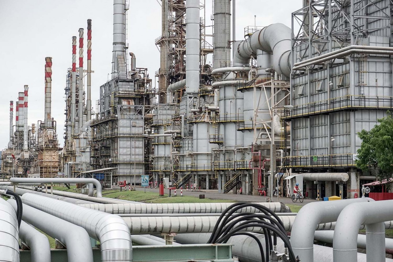 Pertamina expects to begin running Cilacap biorefinery in 2021