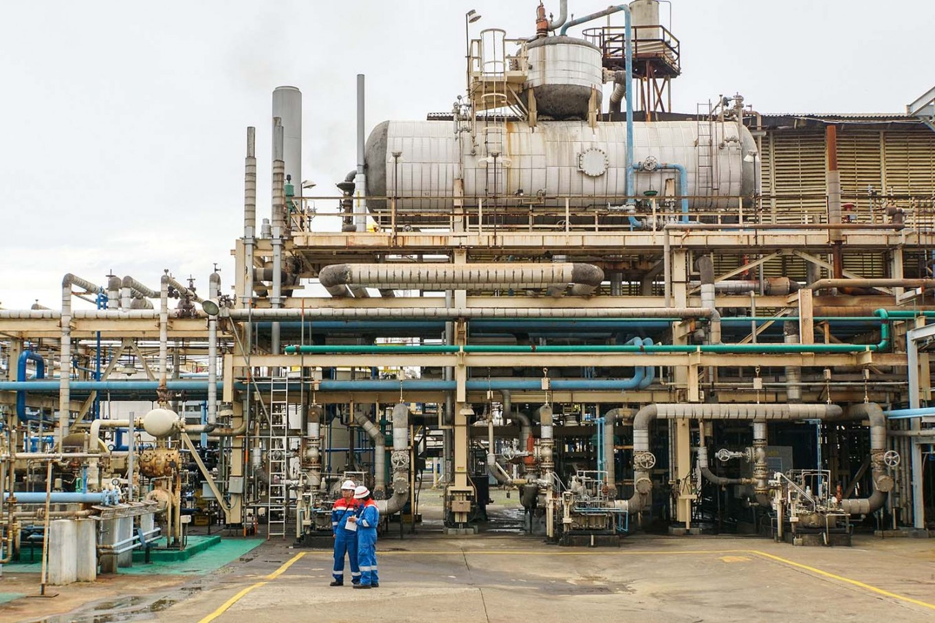Pertamina, Aramco not on same page regarding Cilacap refinery upgrade