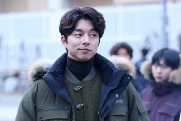 Gong Yoo's popularity soars