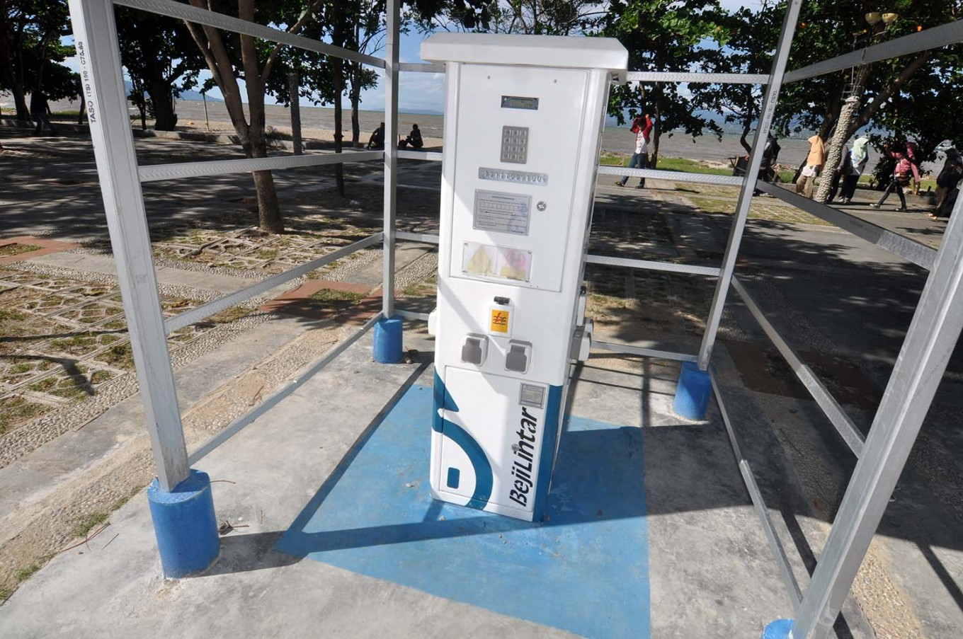 PLN to allocate some Rp 6b for electric vehicle charging stations