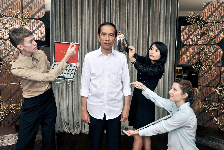 Madame Tussauds Hong Kong to feature Jokowi wax figure this summer