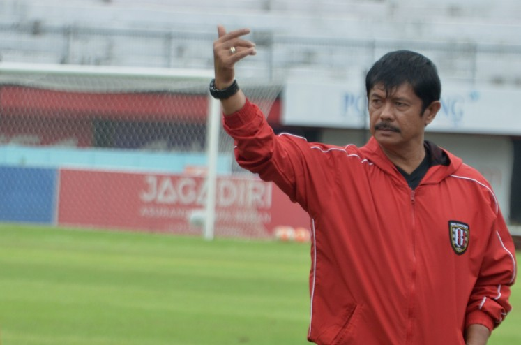 PSSI appoints ex-national team manager Indra Sjafri as technical director