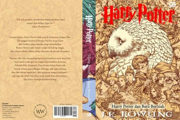 Indonesia to have own version of 'Harry Potter' book cover