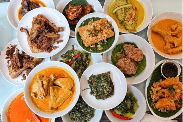 Six ways to identify an authentic Padang restaurant