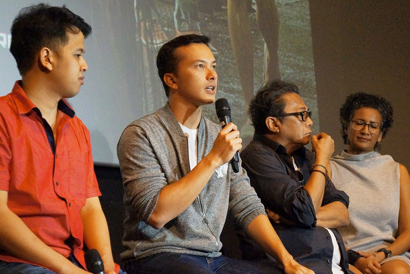 Nicholas Saputra to portray half-human, half-bird creature in upcoming film