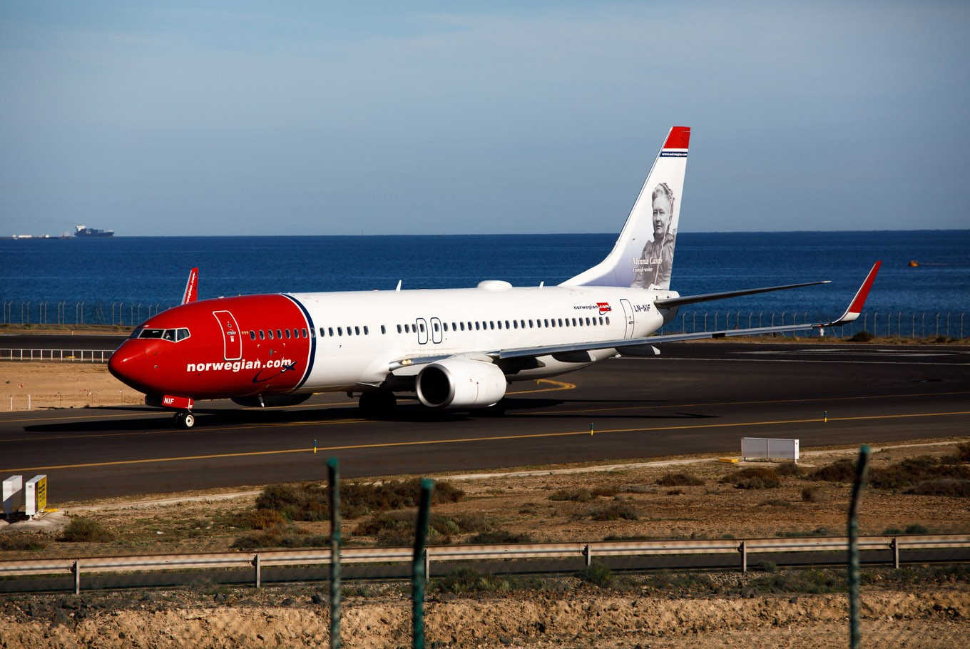 Low-cost Norwegian Air promises bargain flights to Europe