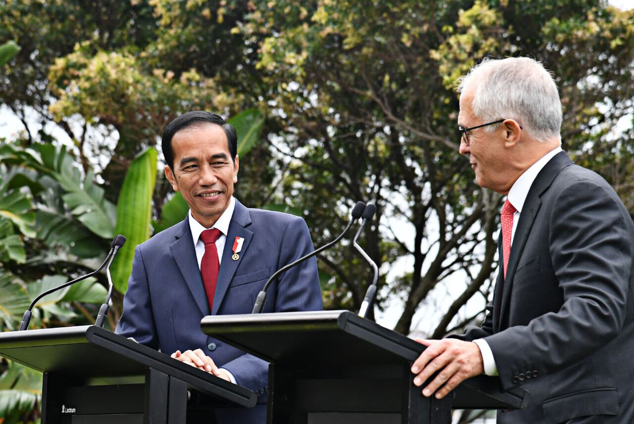 Australia expects enhanced trade, investment ties from Jokowi's visit