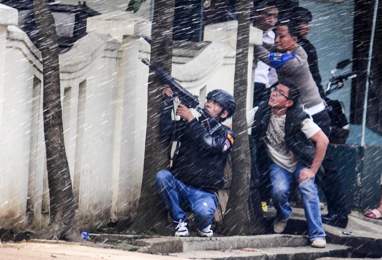 Suspected Bandung terrorist dies en route to hospital: Police