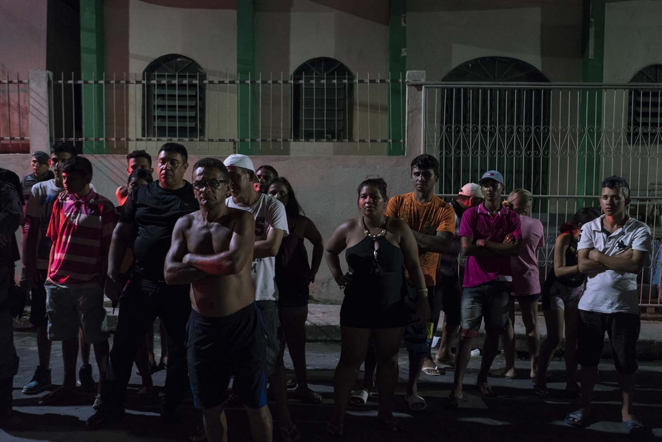Photo: Brazil's crowded prisons feed gangs, violence - The ...