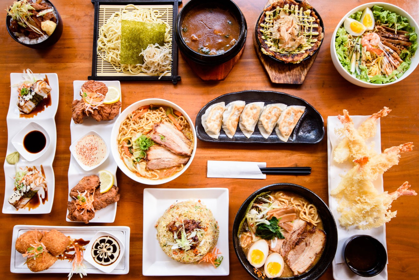 Japanese cuisine the image kid has it for Asian food cuisine