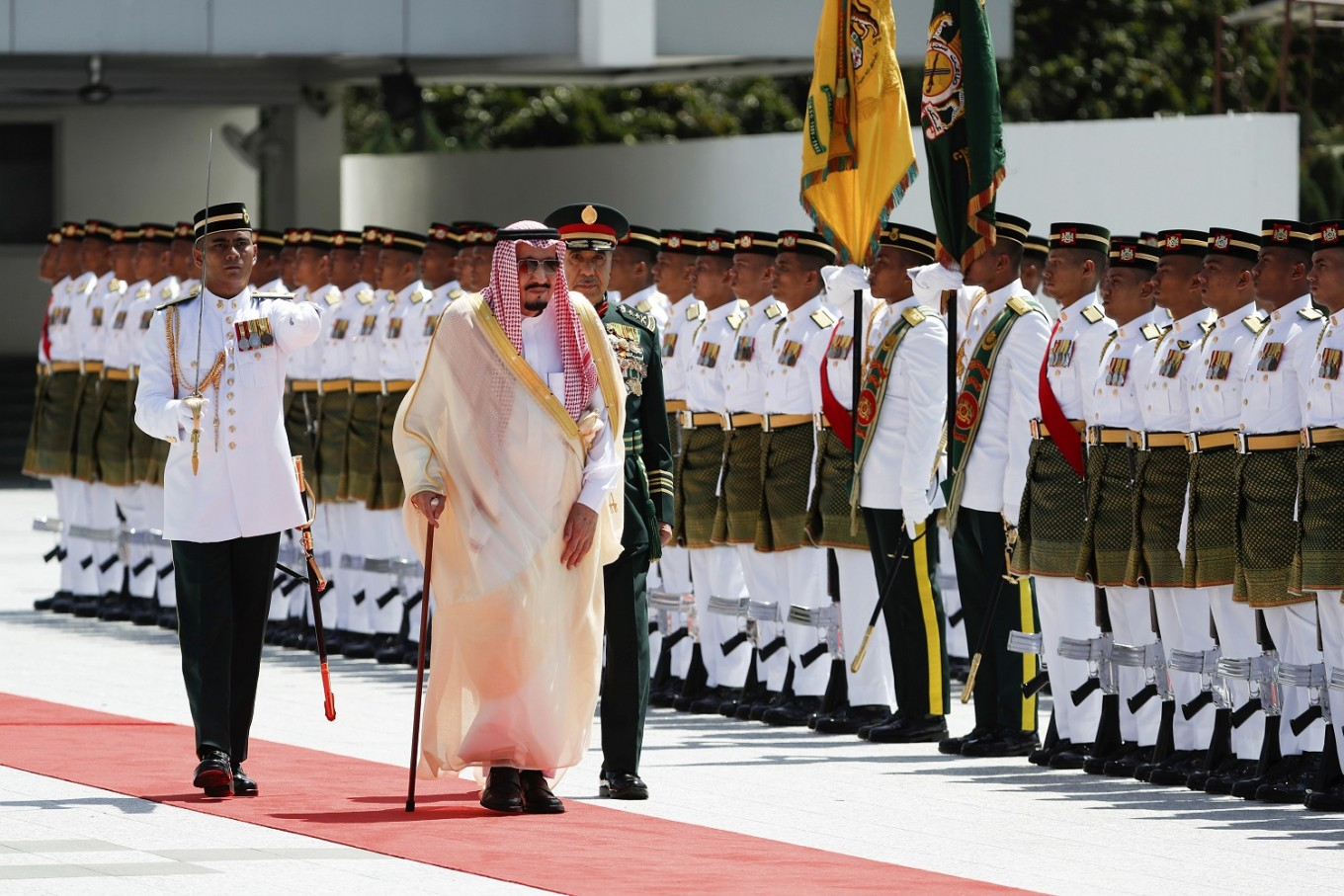 10 interesting facts about King Salman's visit to Indonesia