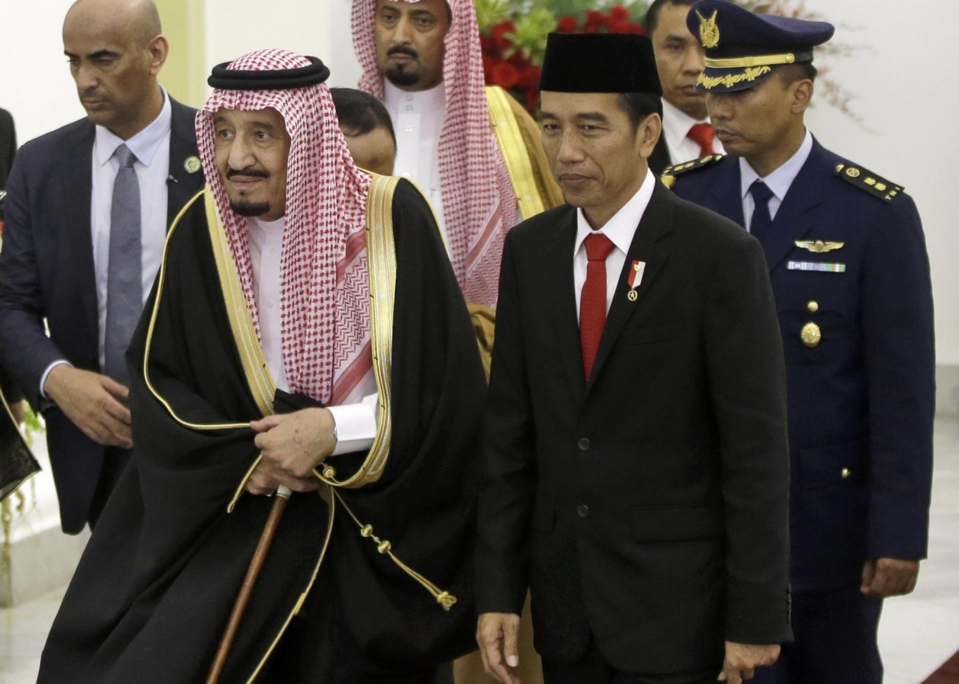 Indonesia should seek more economic cooperation with Gulf States