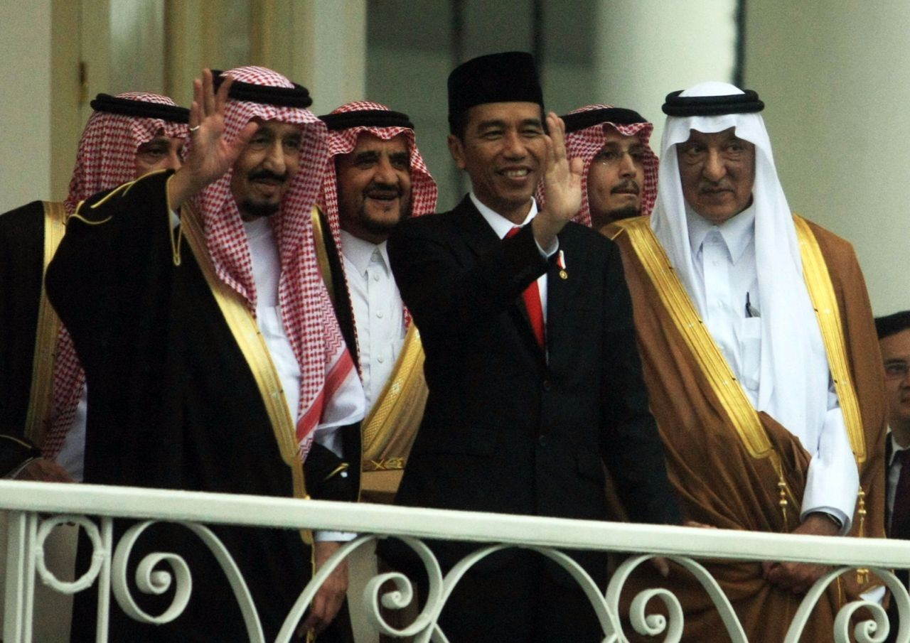 Indonesia, Saudi Arabia aim to strengthen bilateral ties
