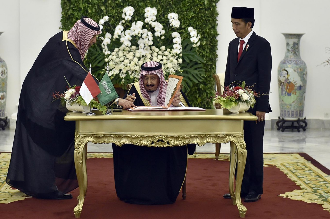 From maids to markets: Indonesia still faces challenges engaging with the Middle East