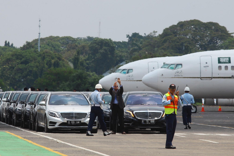 Welcome to Jakarta, King Salman