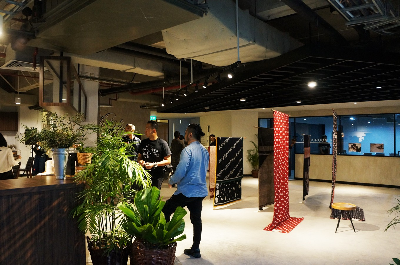 "Jakarta Creative Hub consultant Leonard ""Leo"" Theosabrata describes it as a place to nurture young entrepreneurs, facilitate people wanting to do research and development, as well as incubate startup communities."