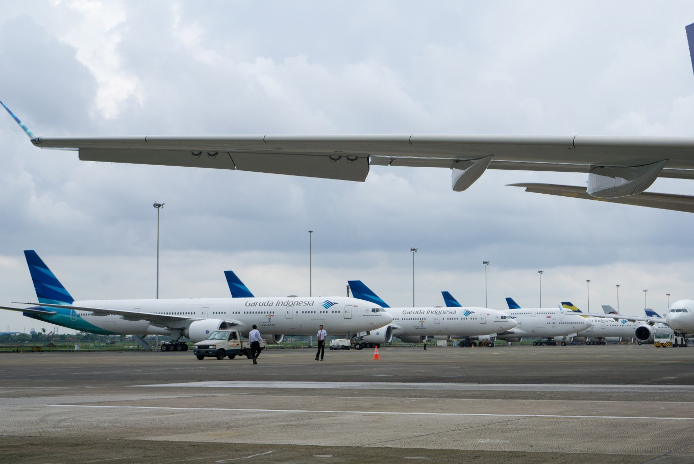 Garuda Indonesia offers five-star facilities for 'umrah'