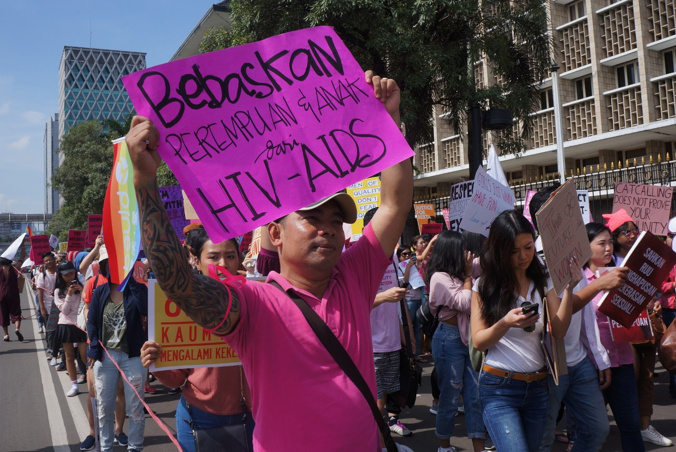 Klaten to jail, fine those discriminating against people living with HIV