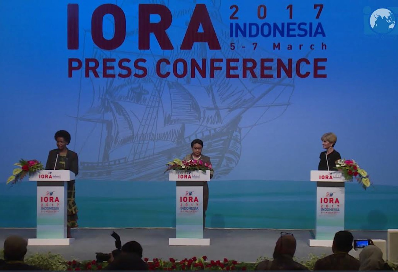 Indonesia to link maritime axis plan to IORA countries