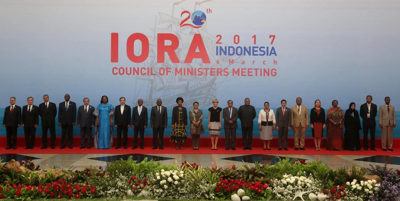 Indonesia, 8 IORA countries form working group to protect fisheries sector
