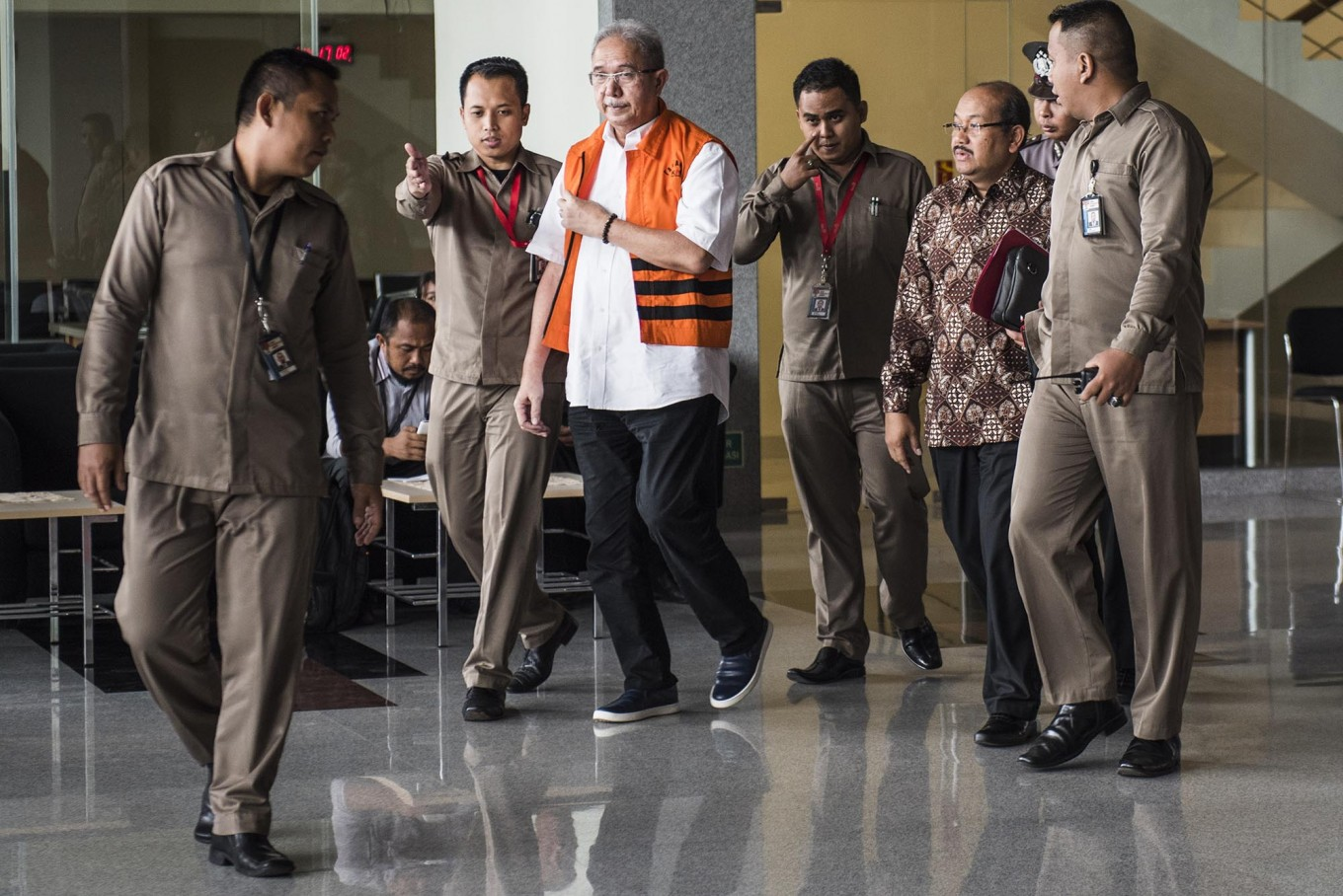 KPK indicts first corporation in Bali hospital graft case