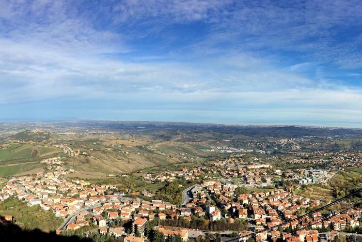 San Marino: A small, fairy tale land