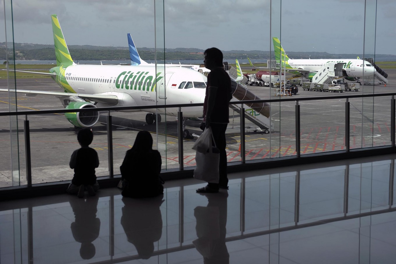 Citilink mulls plan to open routes to Singapore, Germany next year