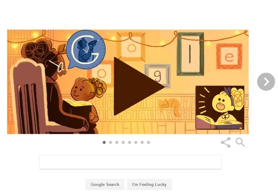 Meet the women of Google Doodle's International Women's Day