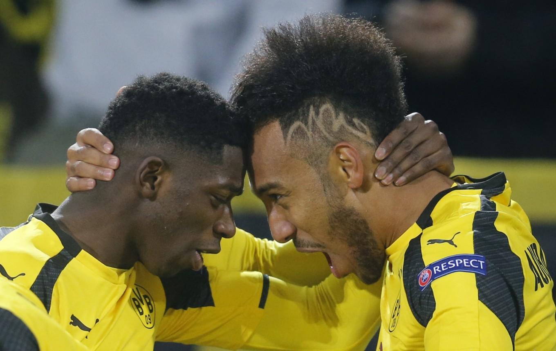 Dortmund beats Benfica 4-0 for Champions League quarterfinal